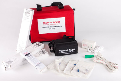 Thermal Angel Blood and IV Fluid Warmer Standard Emergency Pack TA-SEP
