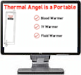 If you are Military, EMS or Hospital, the Thermal Angel works in Your Environment.