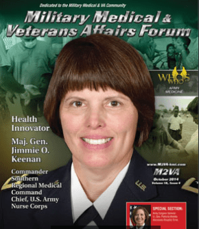 Military Medical Affairs Magazine Thermal Angel Blood Warmer October 2014